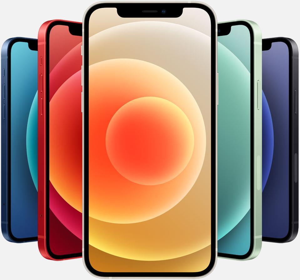 Apple iPhone 12 σε κάθε χρώμα