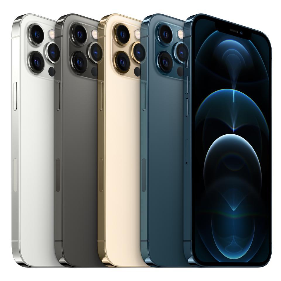 Αναθεώρηση iPhone 12: πολλές επιλογές χρώματος