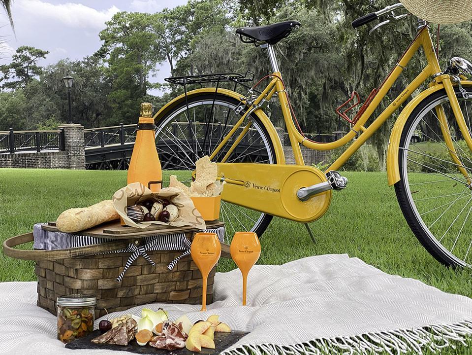 Picnic and bike