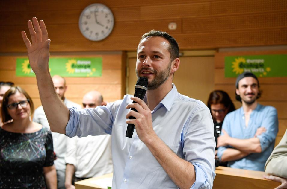 FRANCE-POLITICS-PRIMARY-VOTE-EELV