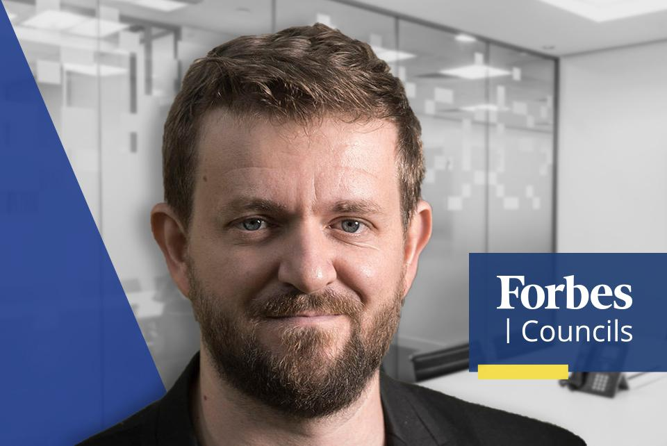 Fred de Gombert, Co-Founder and CEO at Akeneo and Forbes Technology Council Member.