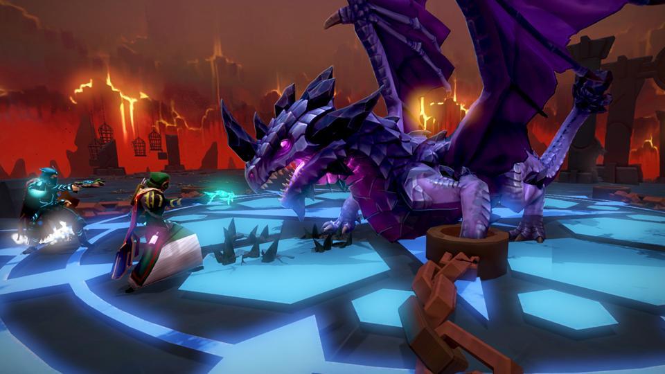RuneScape dragon