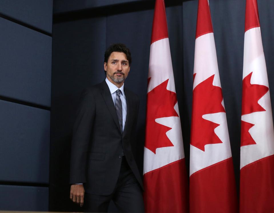 Prime Minister Justin Trudeau, Canada
