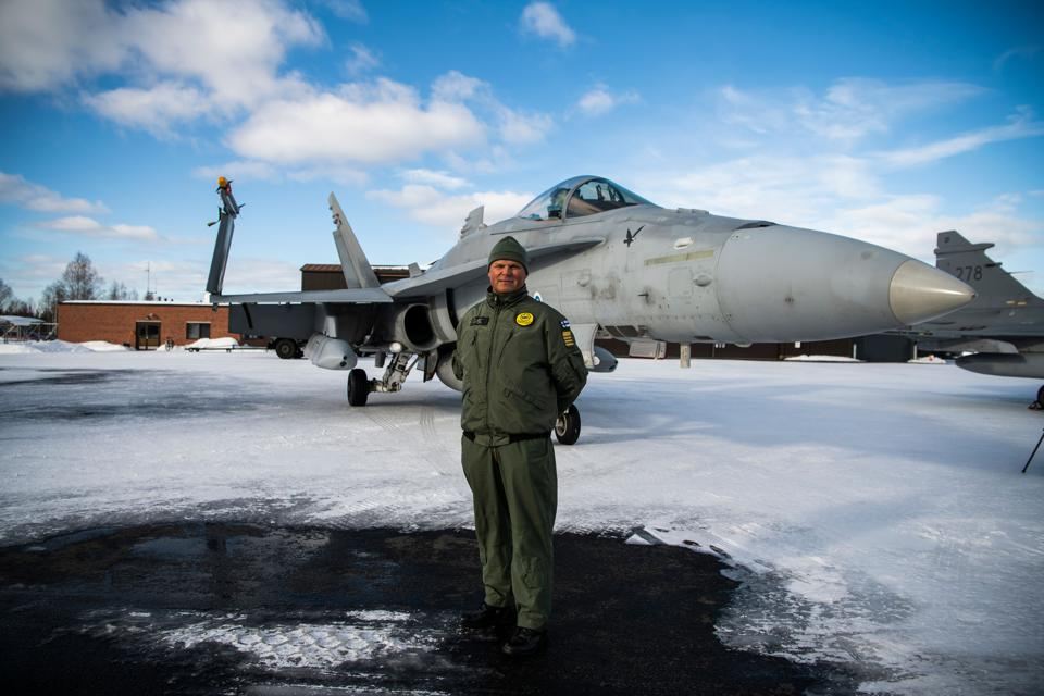 SWEDEN-FINLAND-DEFENCE-AIRFORCE-EXERCISE-2019