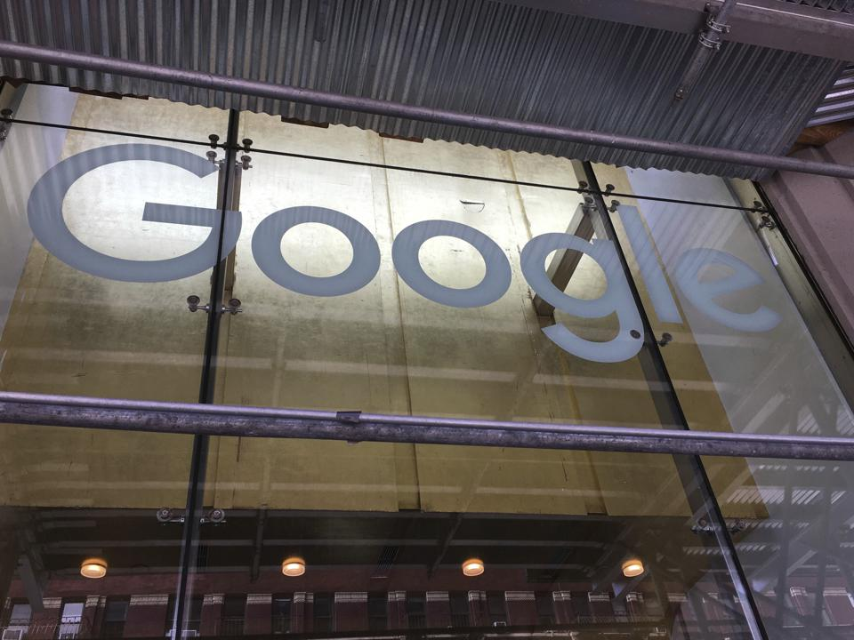 Trump administration to sue Google - 10/20/20