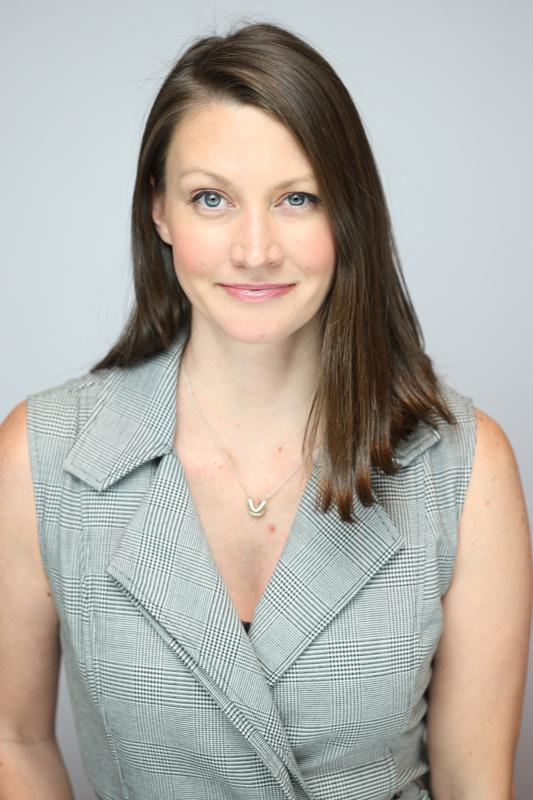 Photo of Lisa Magill, Co-Founder and CEO of Aleria