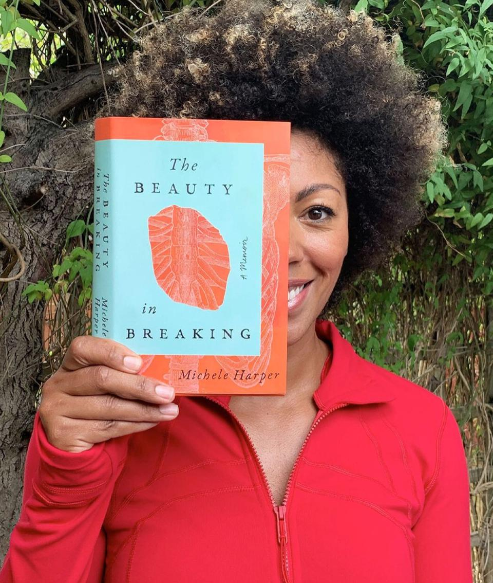 Dr. Michele Harper, physician and author of The Beauty in Breaking