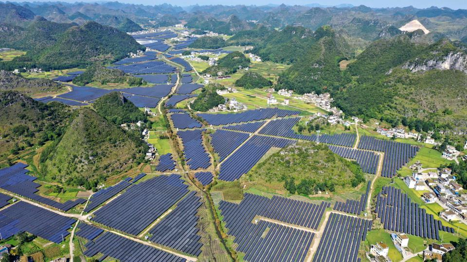 Photovoltaic Agriculture