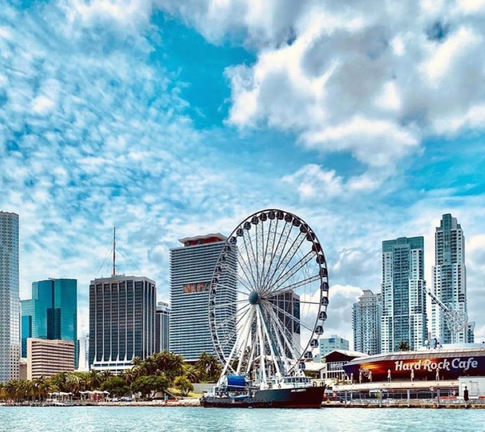 Skyviews Miami Observation Wheel