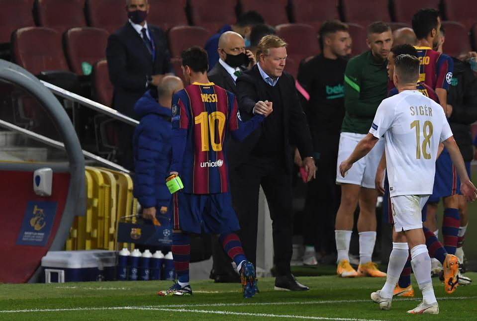 Ronald Koeman has a good kind of problem ahead of FC Barcelona's clash with Real Madrid.