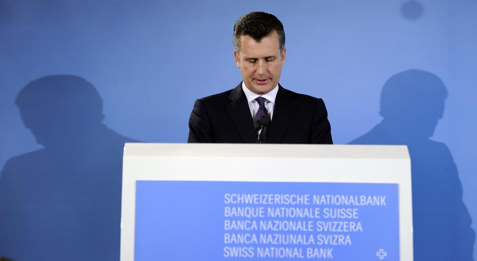 President of the Swiss National Bank Phi