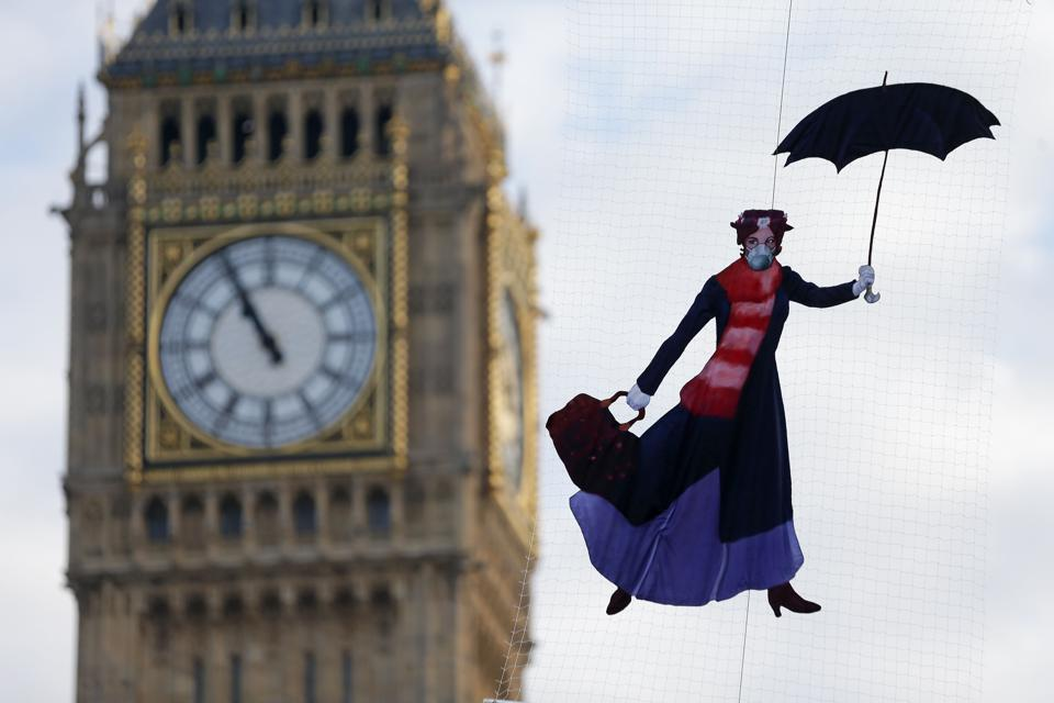 BRITAIN-ENVIRONMENT-AIR-POLLUTION