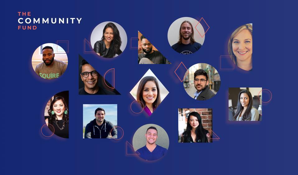 The Community Fund team