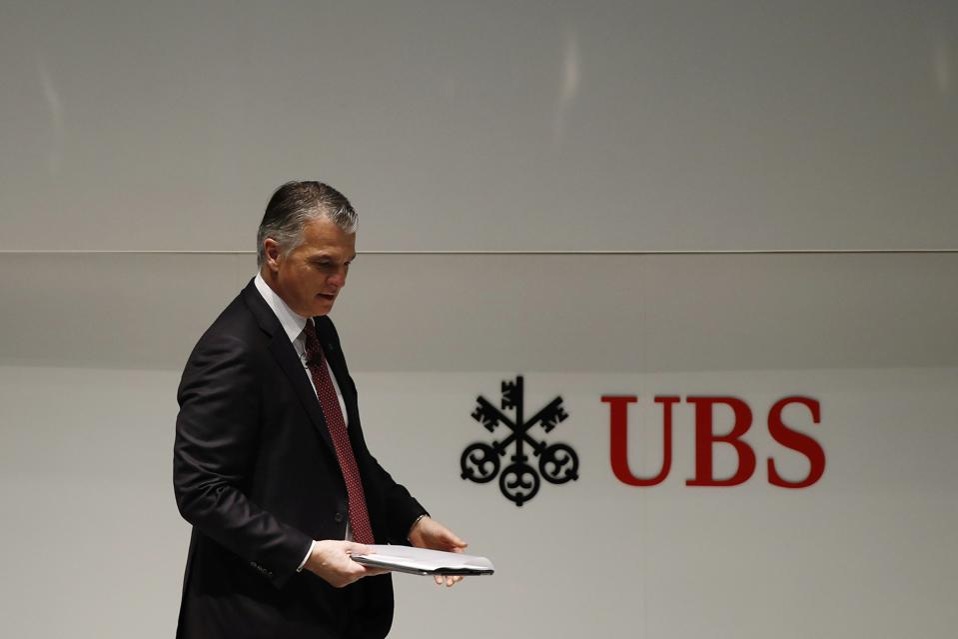 SWITZERLAND UBS
