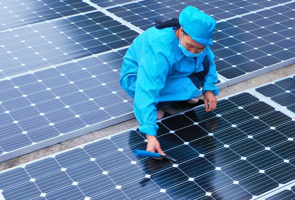 Solar Panel Manufacturer In Jiangxi