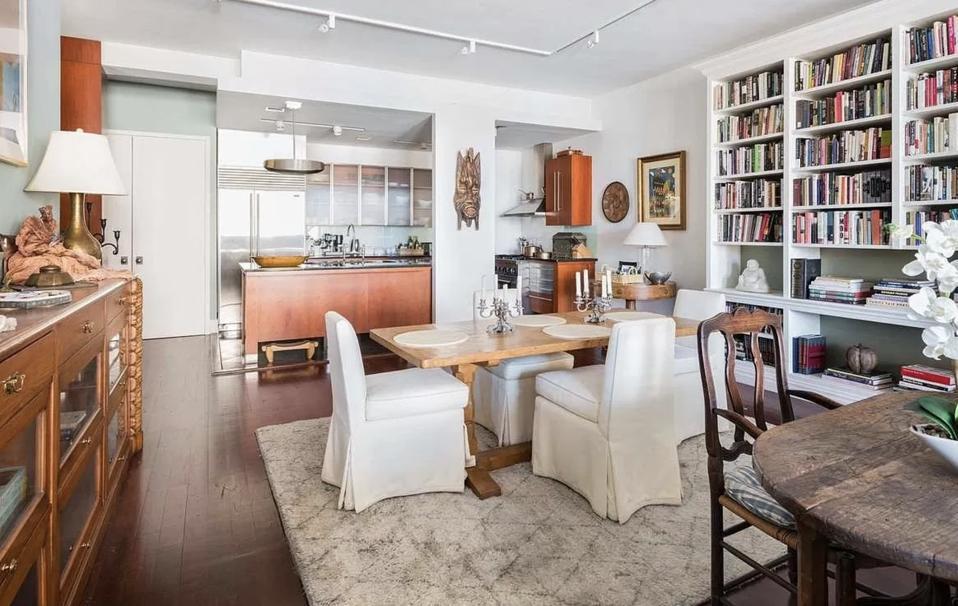 Toni Morrison, Tribeca, Tribeca real estate, Toni Morrison condo