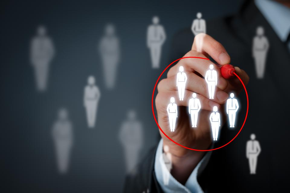 Marketing segmentation strategies