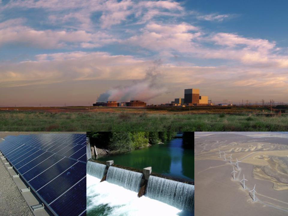 Energy Northwest projects