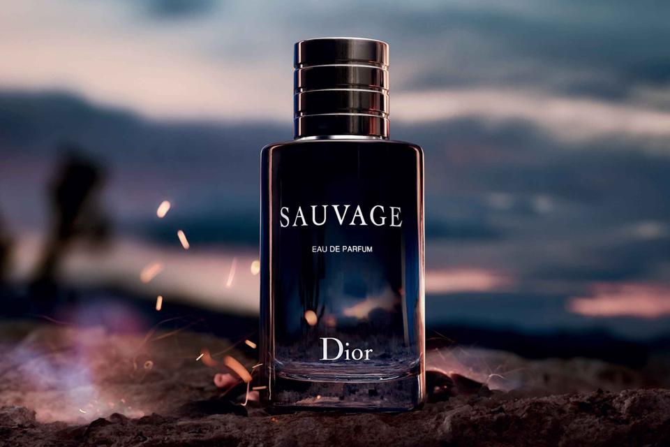 Best Men's Cologne For Fall, Dior, Sauvage