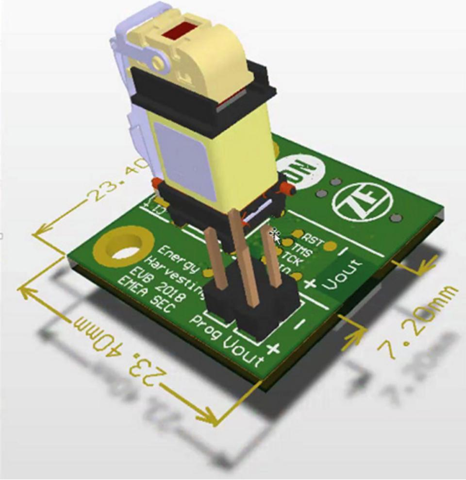 RSL10 Bluetooth Low Energy switch