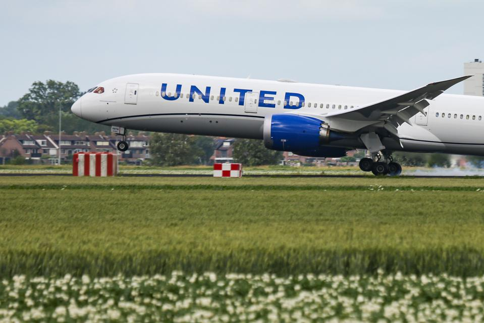 United Airlines is beginning proven Covid-free flights between the U.K. and the U.S.
