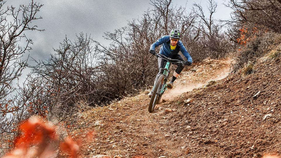 Gore-Tex cycling