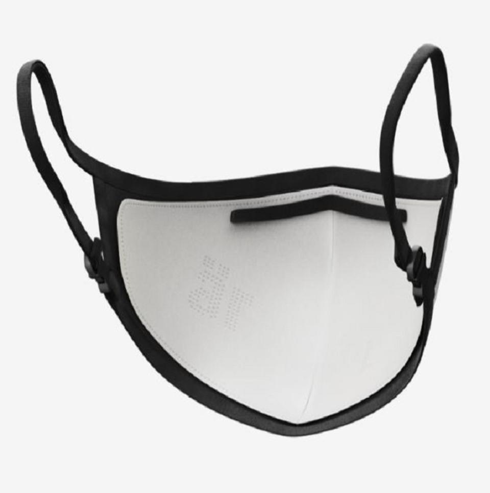 är filtered face mask