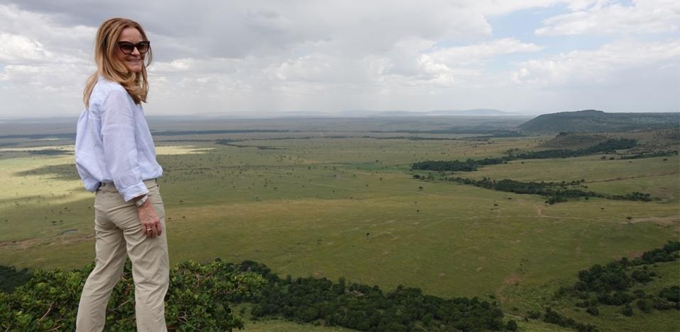 Kenya safari Melissa Biggs Bradley Indagare