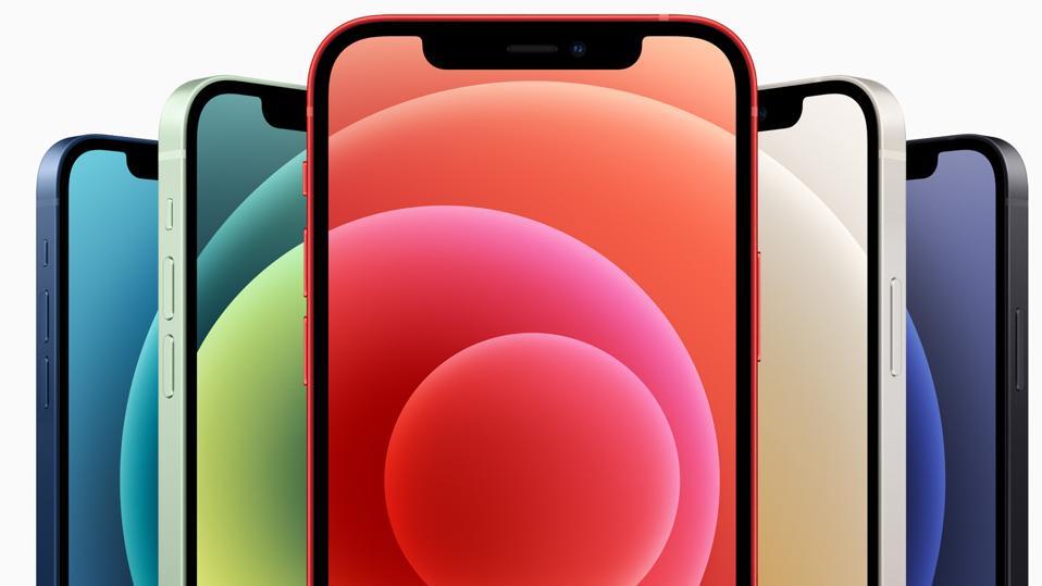 Apple's iPhone 12