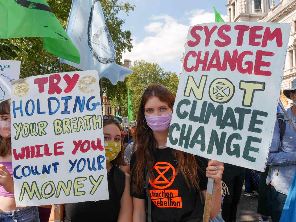 A new environmental movement is calling for systems change