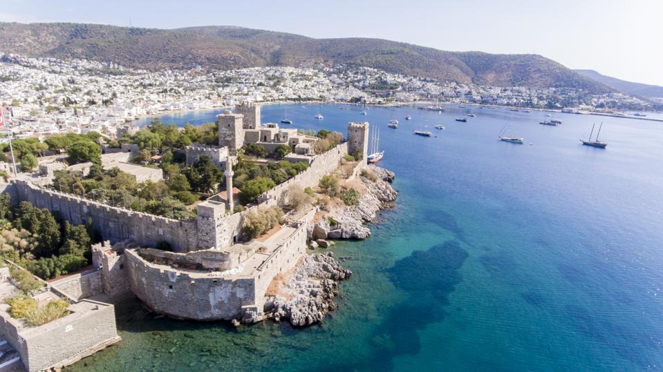 Bodrum on Turkish Riviera where to go 2021