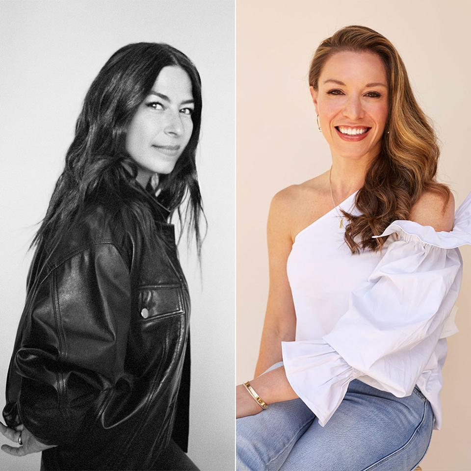 Female Founder Collective Co-Founders Rebecca Minkoff and Ali Koplar Wyatt