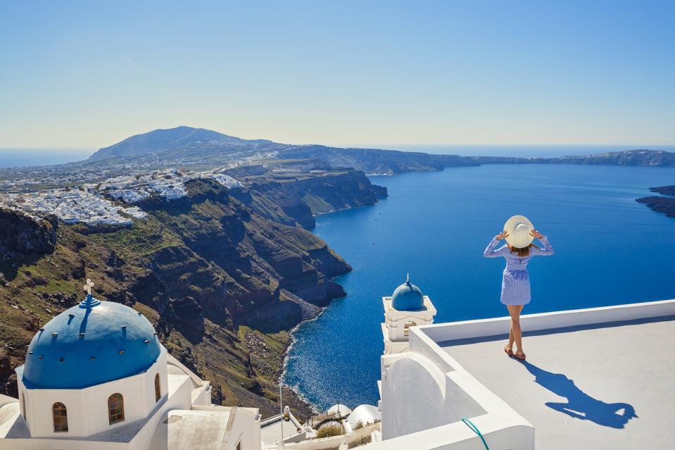 santorini greece where to go 2021