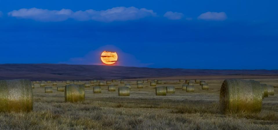 The Harvest Moon of September 24