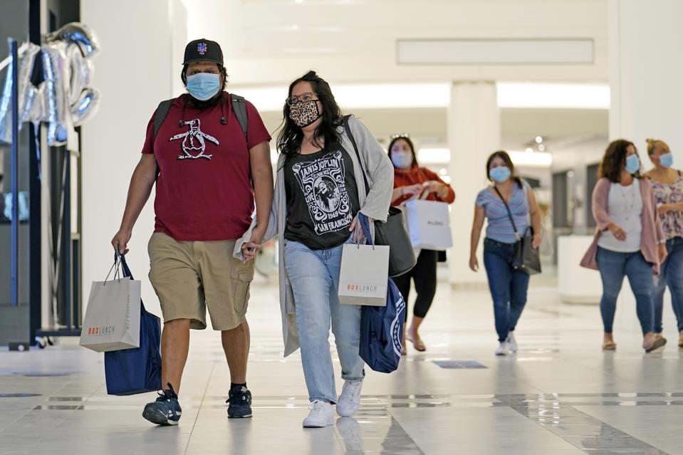 Virus Outbreak Megamall