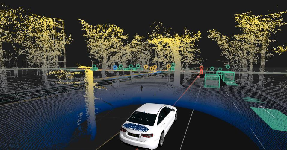 A look at Applied Intuition's simulation software for autonomous vehicles.