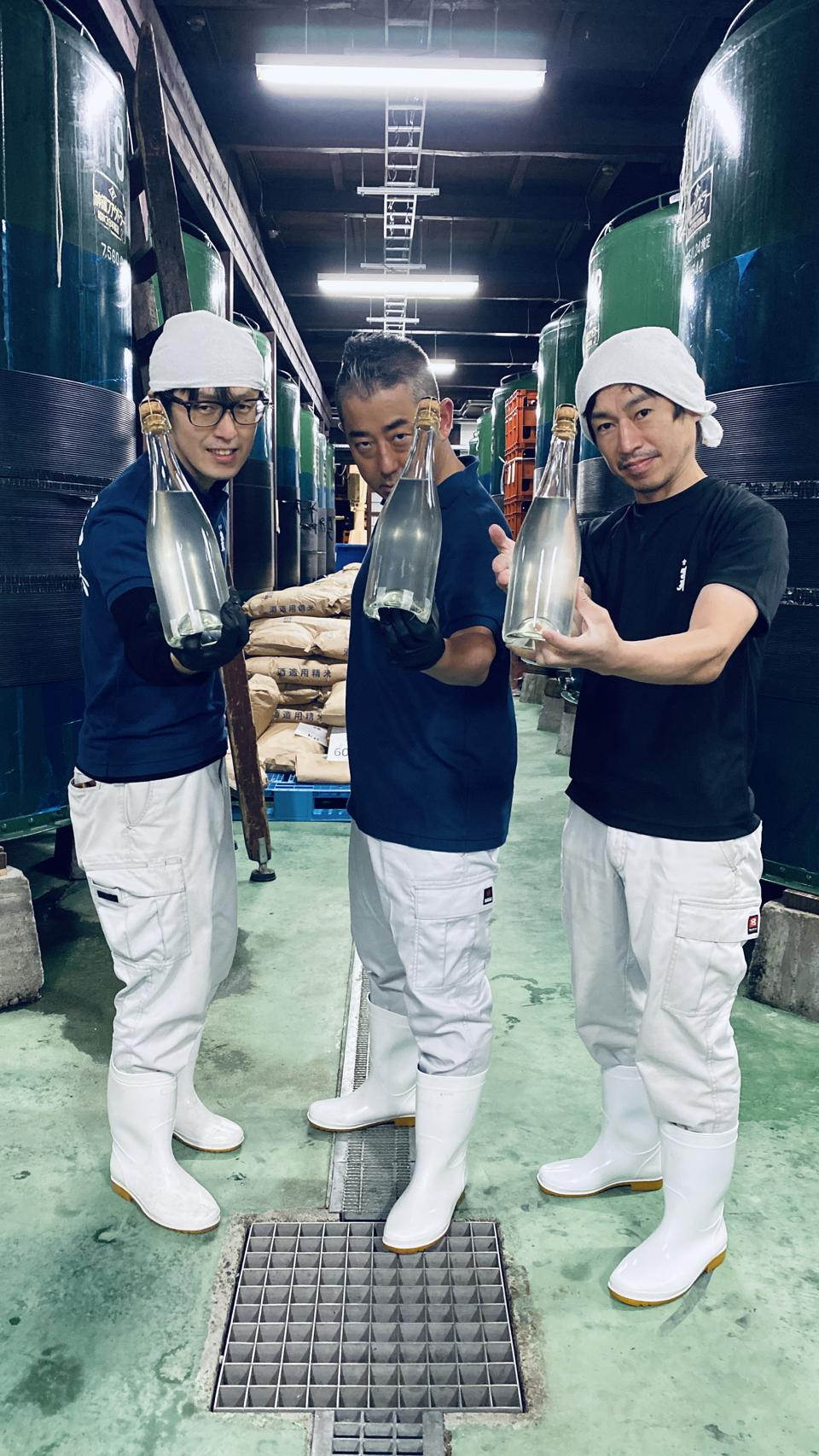 A sake stop on Wagyumafia's Jetset Japan Tour.