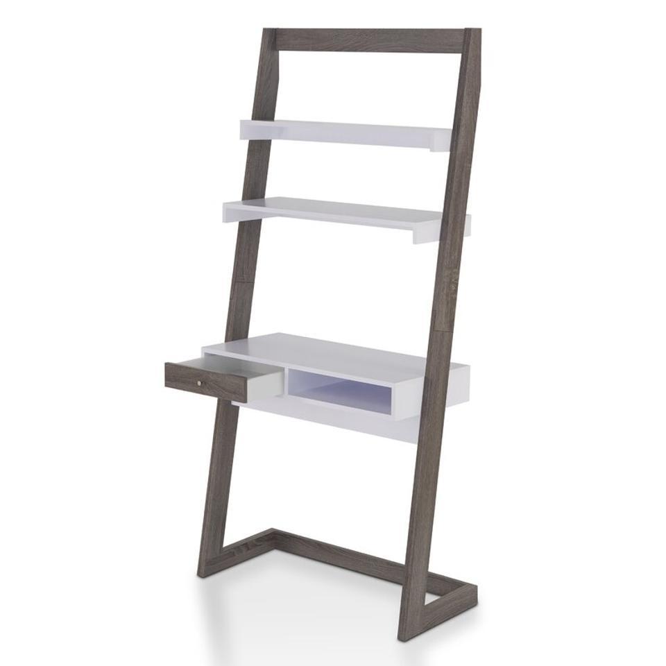 Wrought Studio Syrna Ladder Desk
