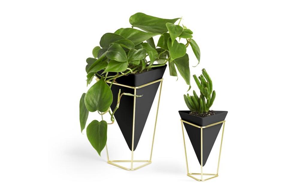 Umbra Porcelain Table Vase Set