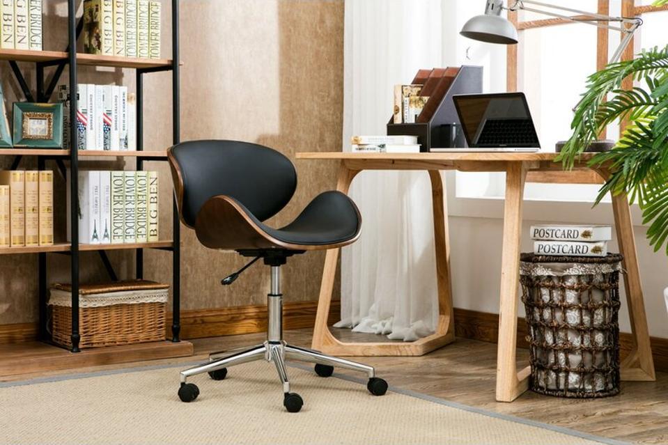 Langley Task Chair Wayfair