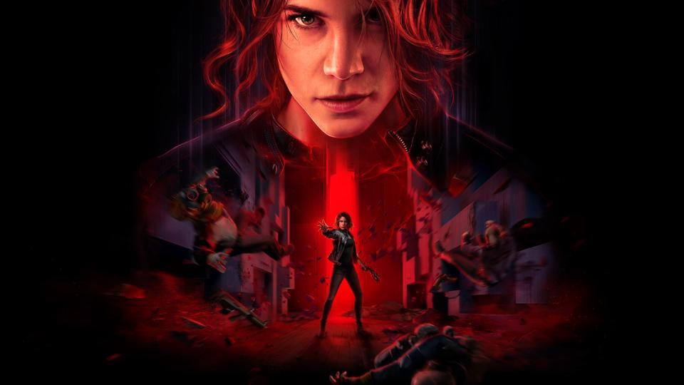Control Ultimate Edition artwork featuring Jesse Faden