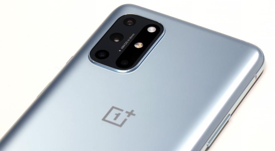OnePlus 8T Back-Side Camera Array