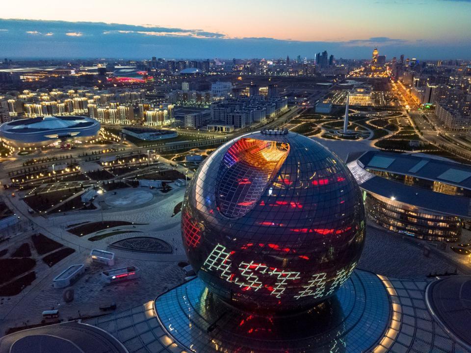 Kaspi.kz, Astana, Kazakhstan