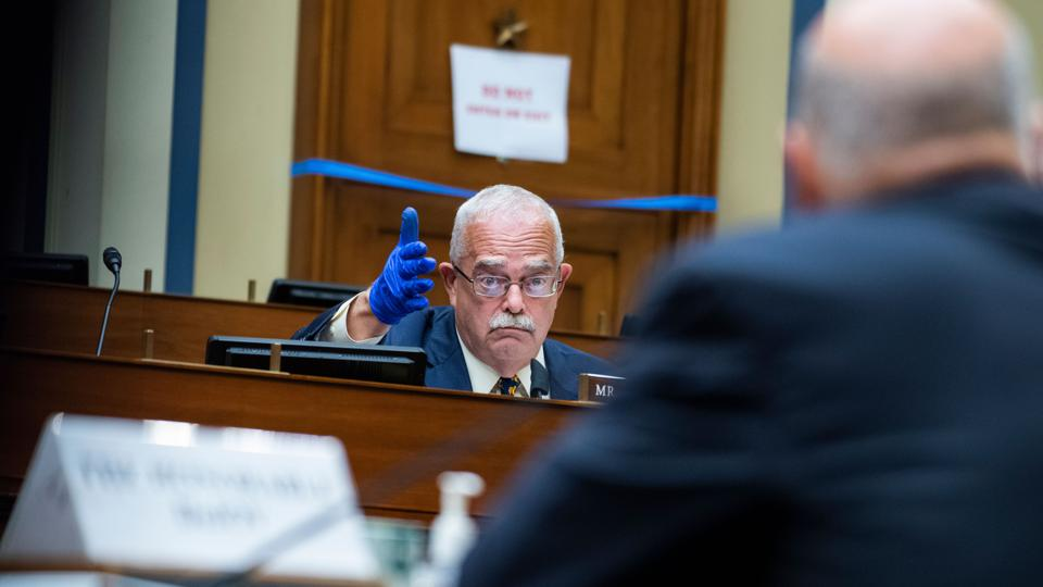 Rep. Gerry Connolly questions Louis DeJoy