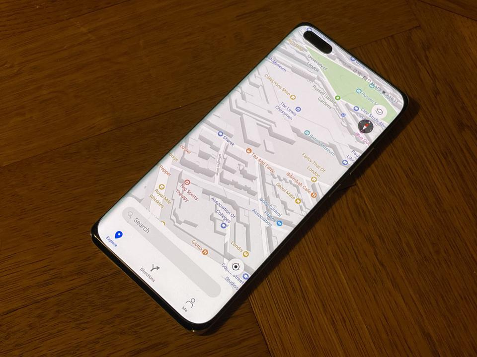 Petal Map on Huawei Phone You may forget Google Maps.