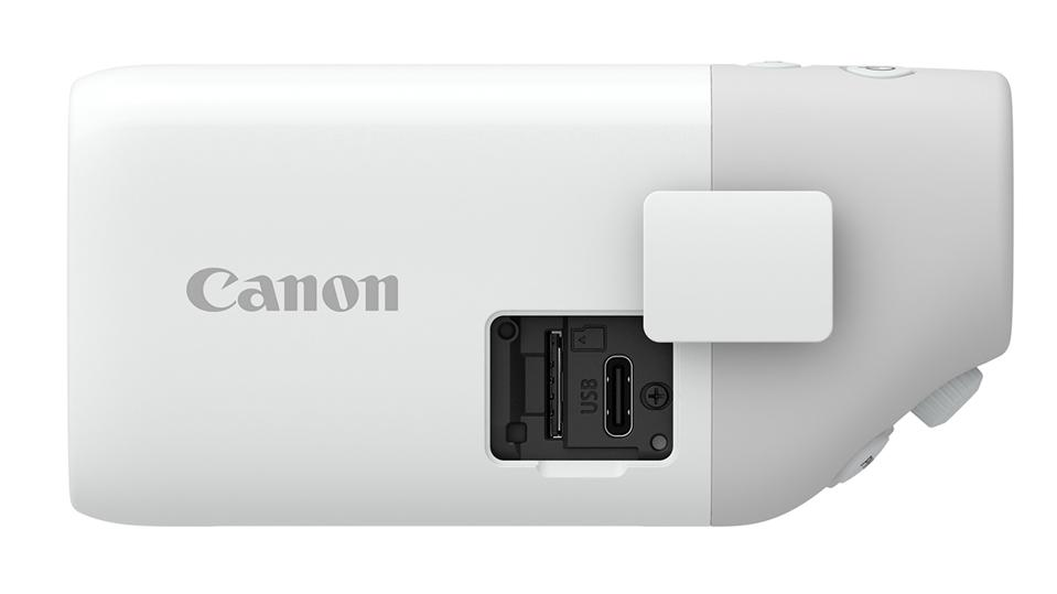 MicroSD card slot and USB-C connection.