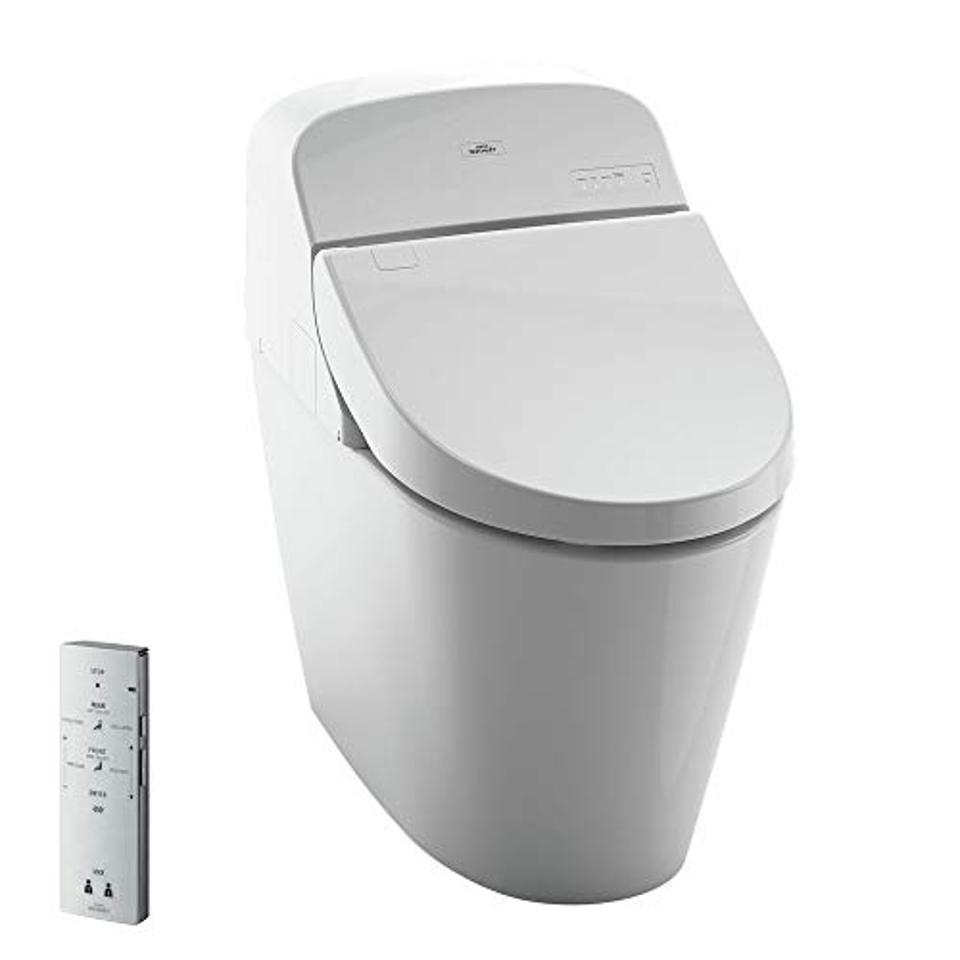 toto g400 toilet with remote