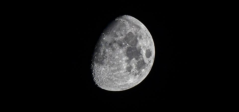 The night skies will this week be dominated by a a waxing gibbous moon, though the full moon ″Beaver Moon″ at the end of the week will also be a penumbral lunar eclipse.