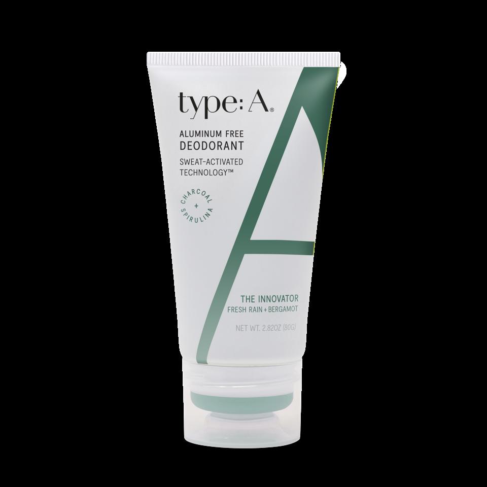 Award-winning, sweat-activated deodorant