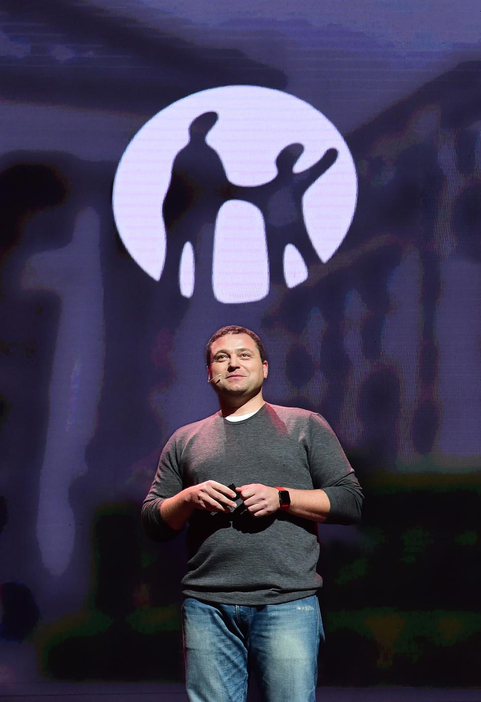 Kaspi's co-founder Mikhail Lomtadze